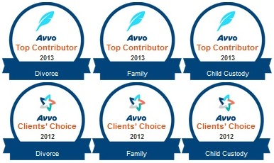 Fort Lauderdale Divorce Attorney, Arielle Capuano Avvo Recognition