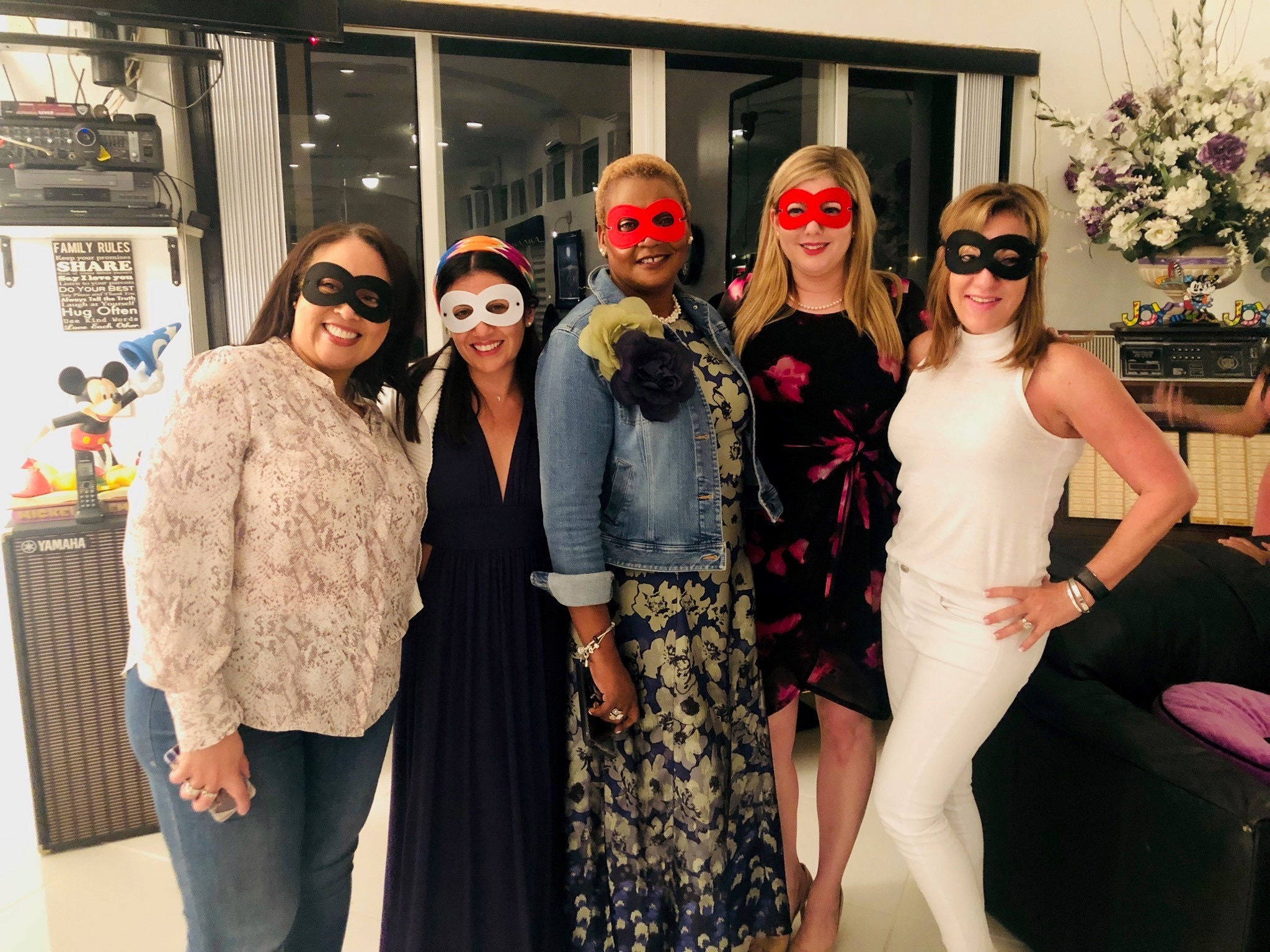 She-roe Honorees, 2019