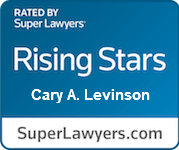 Super Lawyer Rising Star Cary Levinson