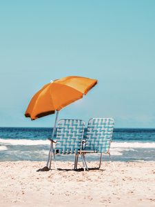 Estate Planning Attorney - Beach Umbrella